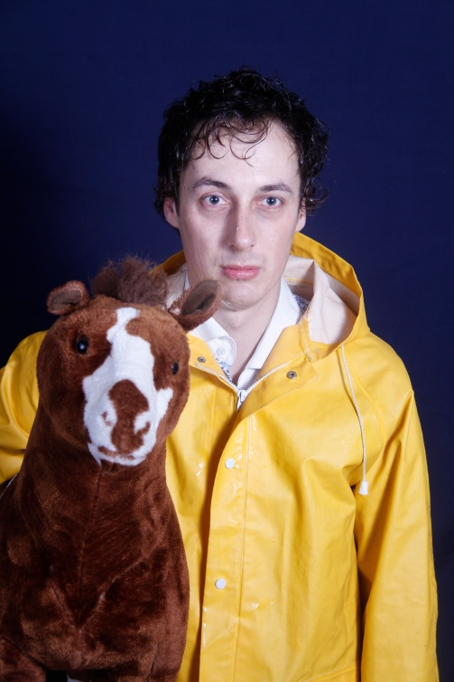 Tom Bell with horse