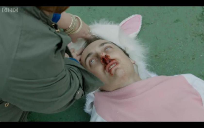 casualty bunny