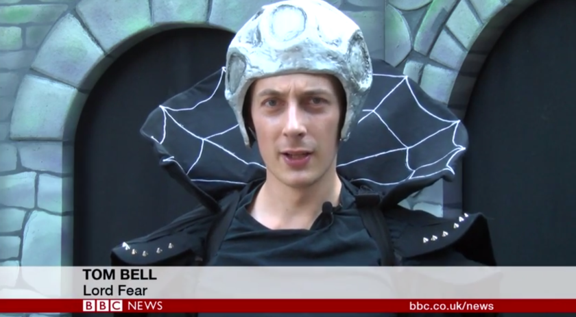 Lord Fear BBC News
