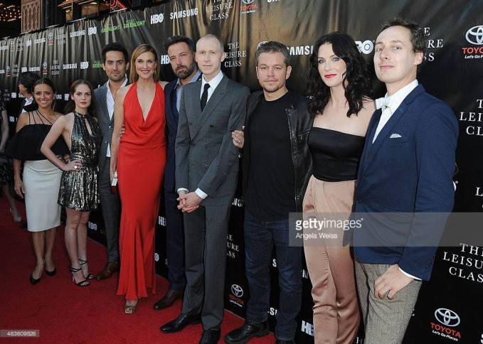 The Leisure Class Red Carpet Premiere